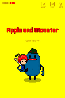 Apple and Monster