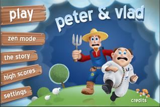 Peter und Vlad