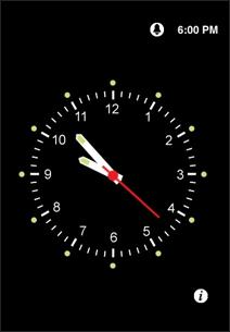 VCA Clock