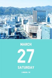 UNIQLO Calendar