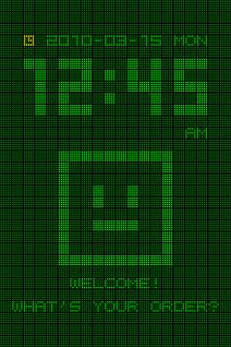 KEI 2010 - Voice Control Alarm Clock