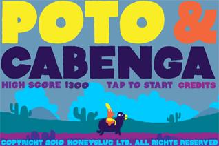 Poto and Cabenga