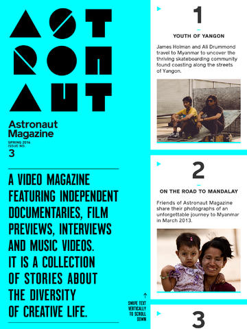 Astronaut Video Magazine 3